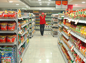 reliance fresh marketing strategy