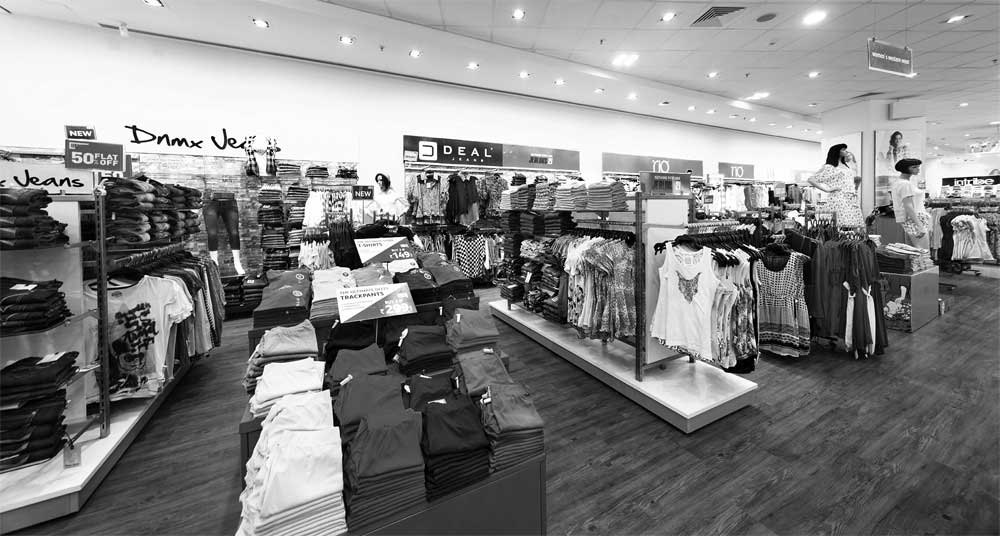 merchandising mix of reliance trends The marketing mix of zara discusses the 4p's of zara helps to price their products according to their will and wish, as new trends tend to be a bit costly.
